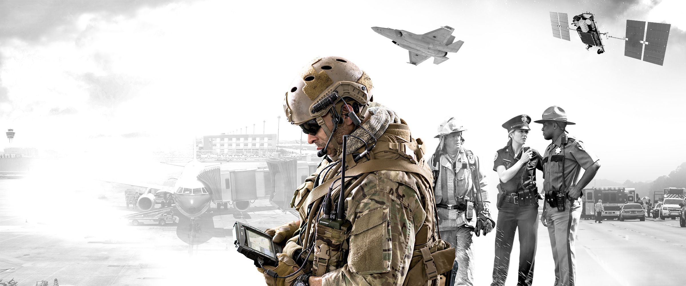 Many other military and industrial systems and products